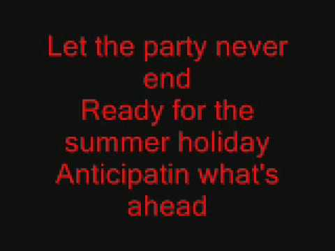 The Party's Just Begun Lyrics