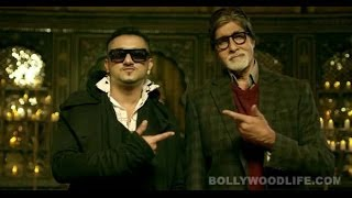 YoYo Honey Singh and Amitabh | party with bhoothnath song OFFICIAL HD.-bhoothnath return