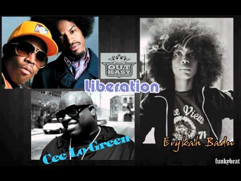 Outkast feat.Cee Lo Green & Erykah Badu - Liberation HQ*