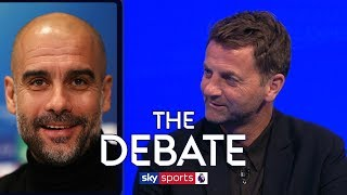 Can Man City win the quadruple?! | The Debate
