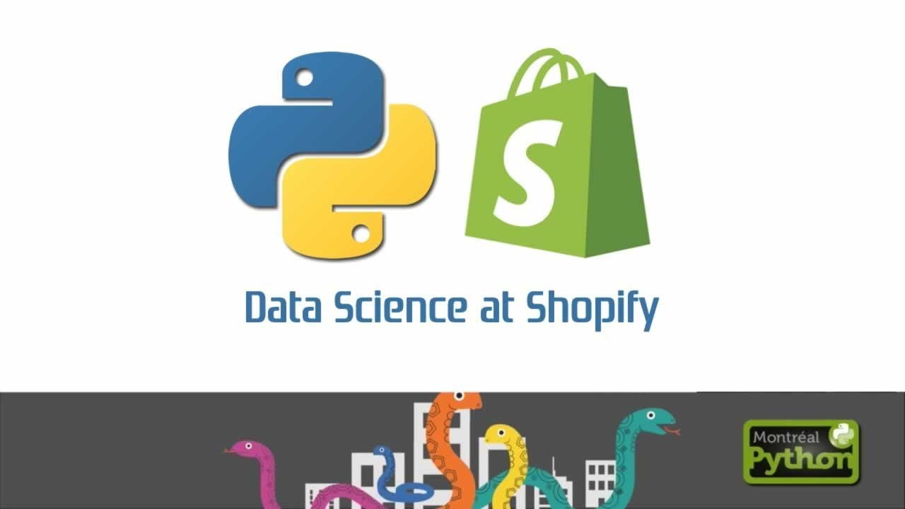 Data Science at Shopify