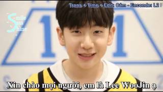 [VIETSUB] SPECIAL EYE CONTACT | LEE WOO JIN | MEDIA LINE
