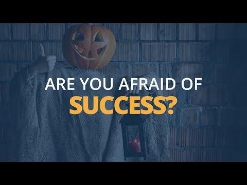 Are You Afraid of Success?   Brian Tracy