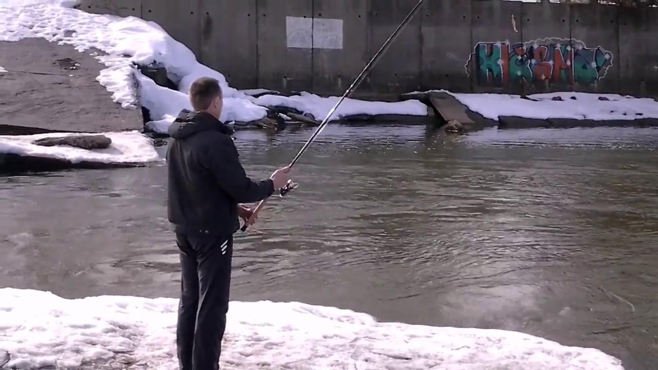 рыбалка на чепце места
