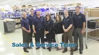 INFICON Service Tools   Syracuse 2014