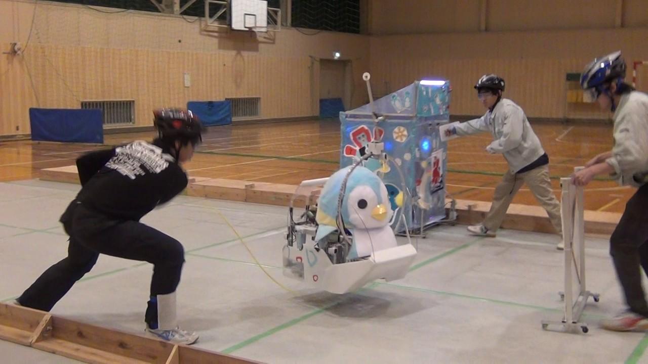 高専ロボコン2013 じゃんぺん テ...