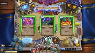 "HEARTHSTONE - ""Hopefully he just concedes, instantly"""