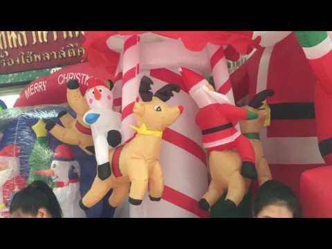 ของขวัญ ของฝากจากตลาดสำเพ็งช่วงปีใหม่ Sampeng market bangkok