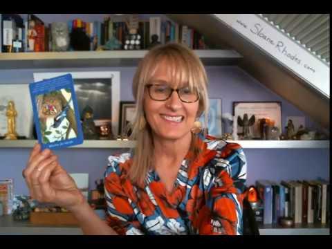 Aquarius Life Purpose, Money, Career October, November, December 2017 Tarot Reading by Sloane Rhodes
