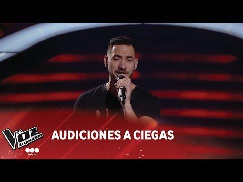 "Pablo Fava - ""Hasta El Final"" - David Bisbal - Audiciones A Ciegas - La Voz Argentina 2018"