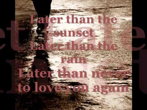 later by fra lippo lippi(lyrics)