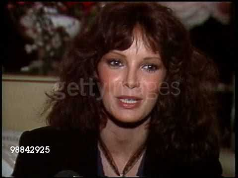 (1981) Jaclyn Smith Describes Her Very Public Private Life