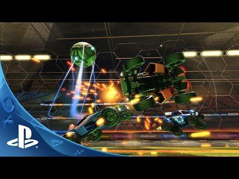 Rocket League - Announce Trailer | PS4