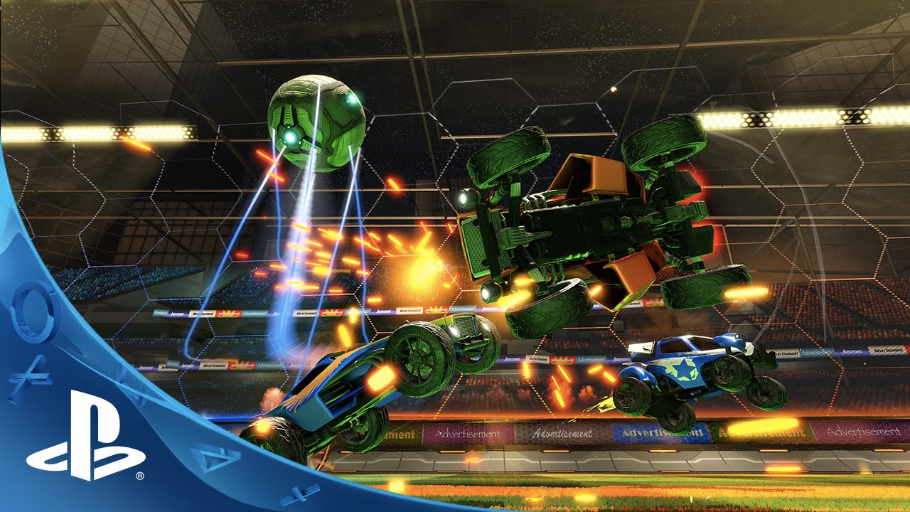 Rocket League - Announce Trailer | PS4