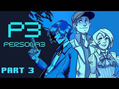 EXPLORING PORT ISLAND | Persona 3 FES - Part 3