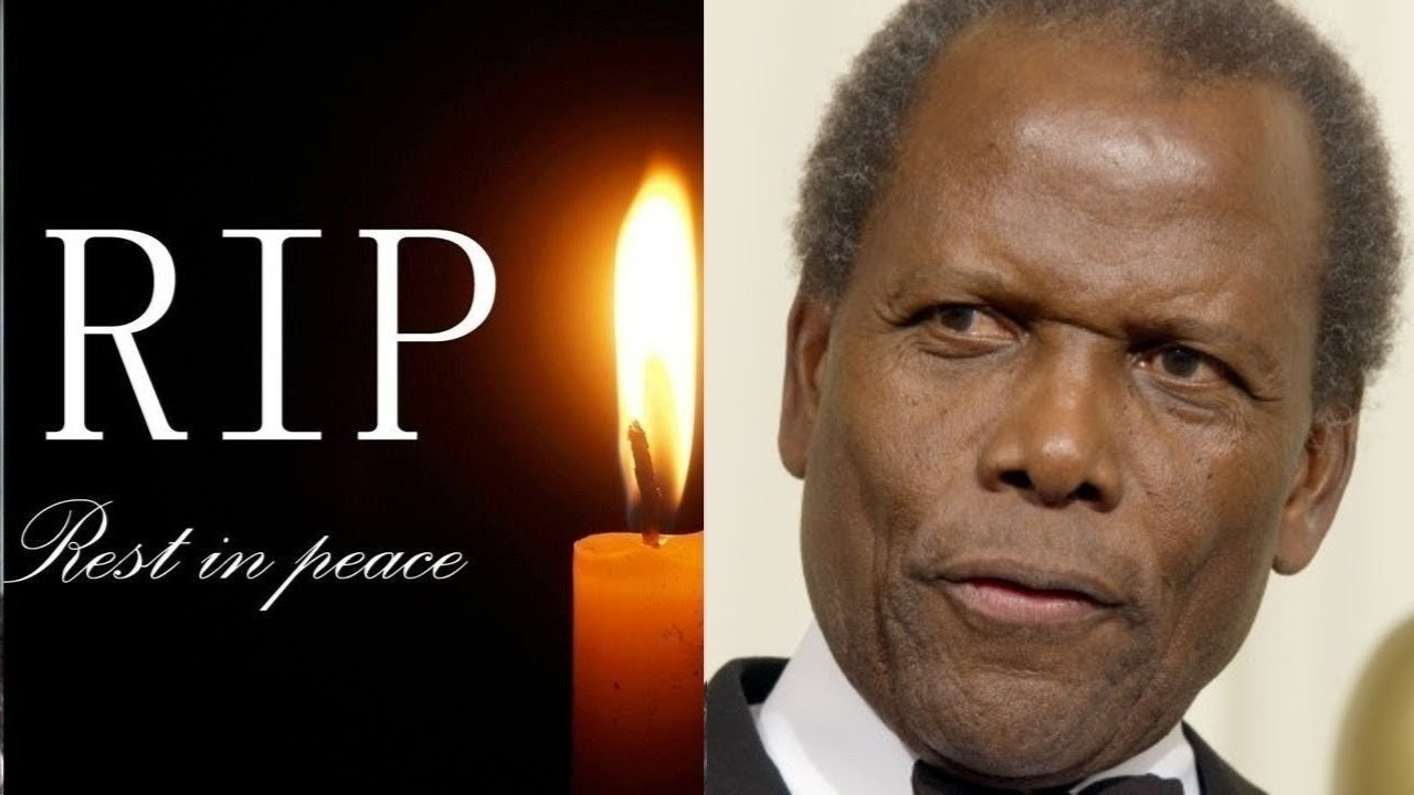 Download R.I.P. We're Extremely Sad To Report Sidney Poitier Loss His Daughter & Shared Heartbreaking Details
