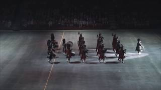 Sweden International Tattoo - The Royal Regiment Of Scotland Pipes & Drums the 7 Scots - 2017-05-20