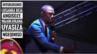 Gambar cover INTSHUKUMO (Lusanda Beja) Angisoze Ngahlukana / uYasiza Ngeqiniso