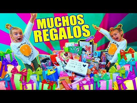ABRIMOS REGALOS de la QUEDADA MAD RACER en TOYSRUS de M脕LAGA!! Ratitas