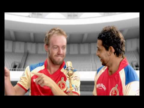 Kingfisher Karaoke IPL 4 30 sec