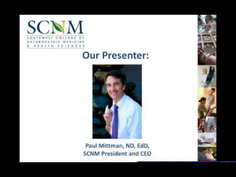 Webinar 2.26.13: Reversing & Preventing Disease With Nutrition