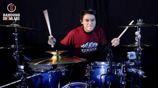 CHIO - STAND HERE ALONE - HILANG HARAPAN - DRUM PLAYTHROUGH