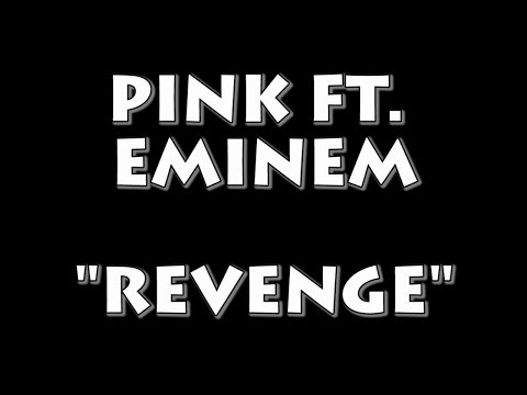 PINK FT. EMINEM - REVENGE (KARAOKE VERSION / INSTRUMENTAL REMAKE)