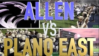 Allen vs Plano East : HSFB Texas - UTR Highlight M