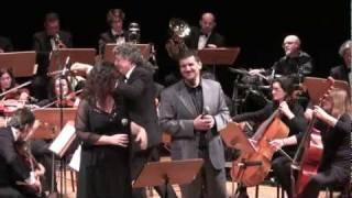 Castelfranco V. Somethin' stupid sonia fontana enjoy orchestra teatro .