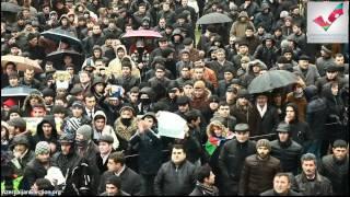 Qiymət artımına etiraz aksiyası keçirildi (HD)