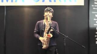 2009楽器フェア #02 宮崎隆睦サクソフォーン・ライヴ
