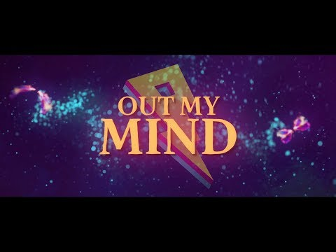 Tritonal - Out My Mind ft. Riley Clemmons [Lyric Video]