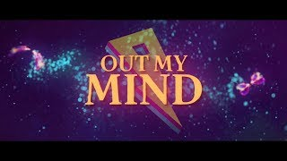 Tritonal - Out My Mind ft. Riley Clemmons [Lyric Video] Mp3