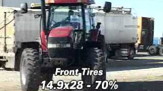 case ih mxm140 power shift 540 1000 pto shuttle shift tractor for sale