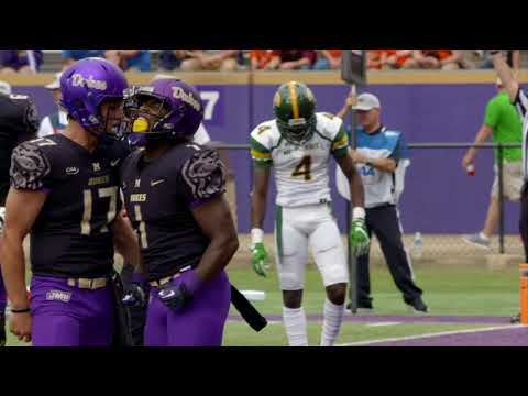 JMU running back plays the day his father died | College GameDay | ESPN
