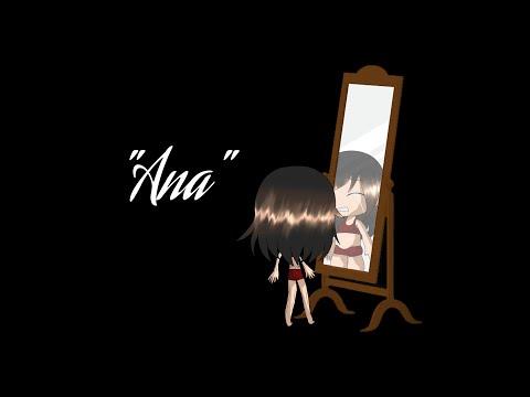"""""""Ana""""//GLMM Sur L'anorexie//Gacha Life FR"""