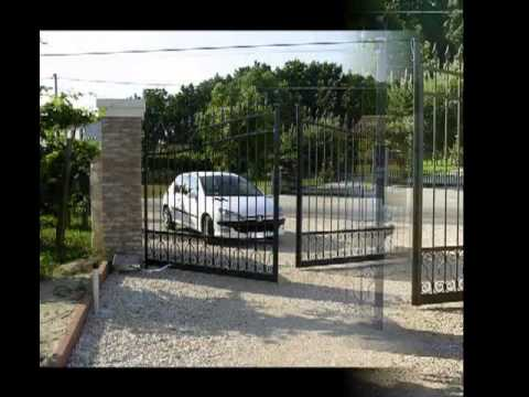 All Swing Gate Opener Electric Gates Youtube