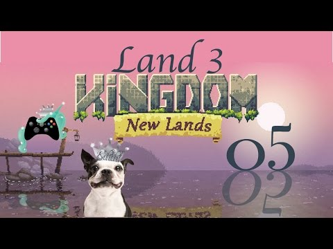 Sache AWAY! Game Play Kingdom New Lands HD  
