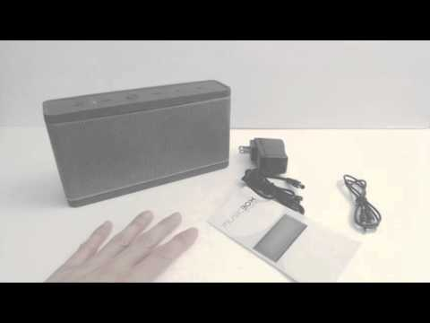 Music Box Studio Bluetooth Speaker Review (by Astro Tab)