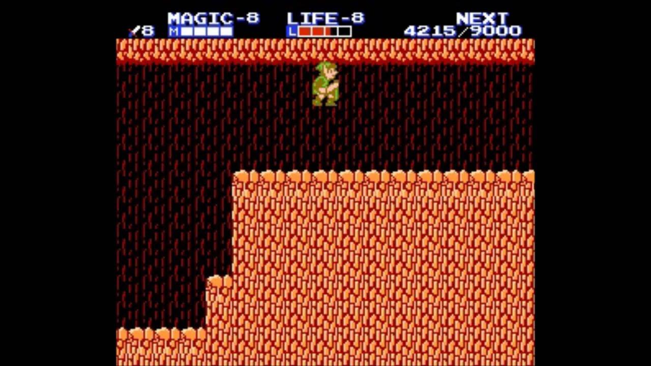 legend of zelda nes emulator cheat codes