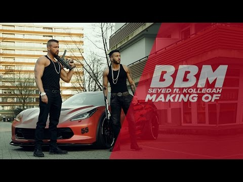 Seyed feat. Kollegah - MP5 | Making of | BTS by BBM