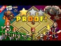 Best Th10 War Base 2017 Vs Anti Everything Anti Valkyrie Anti Bowler Anti 1 Star With Replays PROOF!