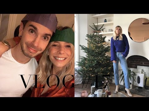 Weekly vlog #17 | Getting ready for Christmas all week & a bad neck!