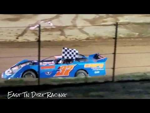 Late Model Feature @ Wartburg Speedway (6-10-17)