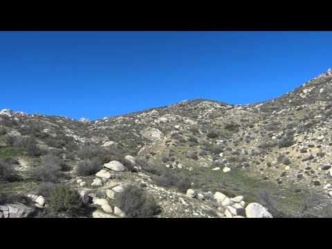 Pena Spring   Hellhole Ridge