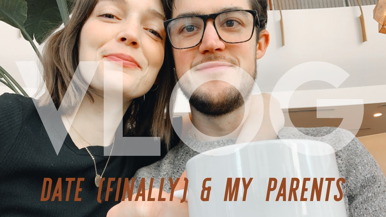VLOG: date day // power out // dilated eyes - YouTube