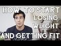 Plan to start losing weight - Fitness Vlog 2