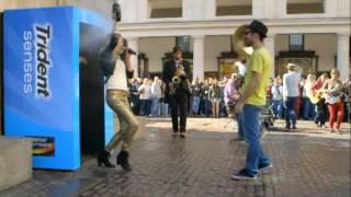 Anuncio Spot Trident Senses: Ábrelo y Descubre qué pasa - Junio 2012