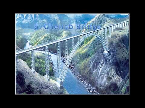 10 Best Infrastructural Projects in India!!