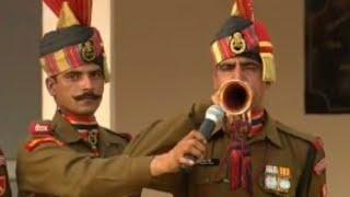 India-Pakistan border ceremony - BBC
